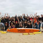 Lifesavingboard cadeau voor Reddingsbrigade Echt